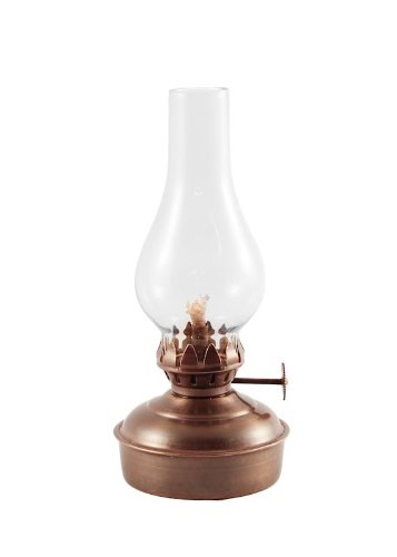 Vermont Lanterns Brass Mini Small Oil Lamp 6.5