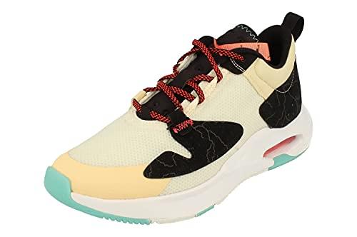 Nike Air Jordan Cadence SNC Uomo Basketball Trainers DB2741 Sneakers Scarpe (UK 8.5 US 9.5 EU 43, Pale Ivory Black 100)