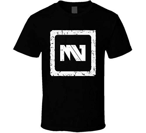 N/N Mo Vlogs T-Shirt Gr. XL, Schwarz