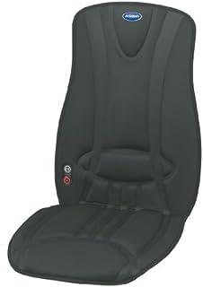 Masajeador De Espalda Para Auto Y Casa Con Calor Adaptable - Masajeador Electrico De Espalda En