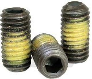 Thermal Black Oxide Case Hardened 3//4-10 x 1-1//4 Alloy Steel - Grub-Blind-Allen-Headless Screw Quantity: 25 Set Screws Square Head