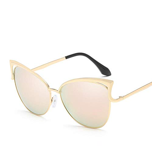 Genrics Diseñador de la Marca de Las Mujeres Gafas de Sol de Ojo de Gato Vintage Gafas de Sombra Femenina Protección UV