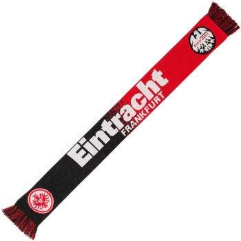Flaggenfritze Schal Eintracht Frankfurt Tradition seit 1899-15 x 140 cm + gratis Aufkleber