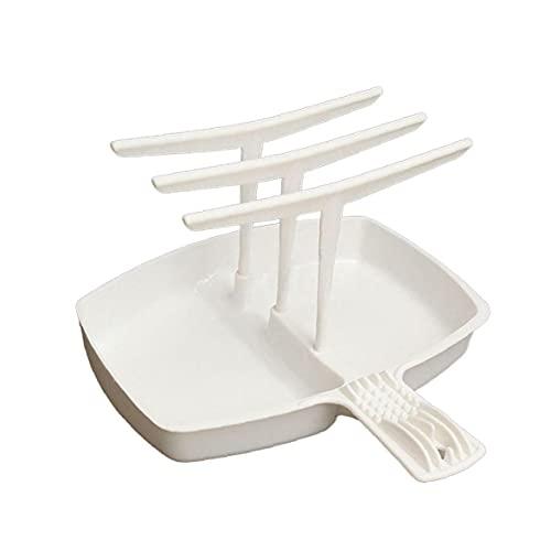 Forno a Microonde Bacone Rack Hanger Fornello Vassoio Cook Bar Crisp Colazione Pasto Casa Dormitorio Utilizza Gli Strumenti Bacone Fornello Strumento