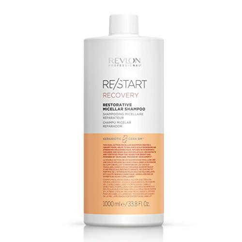 Revlon Professional RE/START Recovery - Restorative Micellar Shampoo 1000 ml