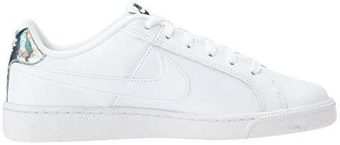 Nike Court Royale, Gymnastics Shoe Womens, Blanco/Oro Rosa, 37.5 EU