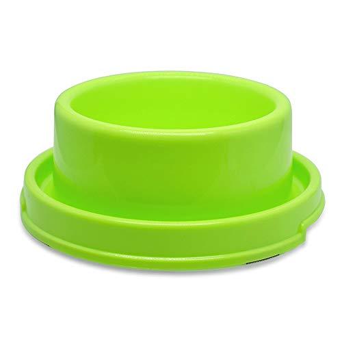 Xiao Long Pet Bowl Anti-Ameise Fressnapf Hundenapf Katzennapf Pet Futternapf Antibakteriell Hundefutter Schüssel Cat Rice Bowl (3 Optional). hundekäfig (Color : C)