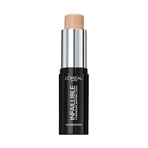 L'Oreal Infaillible Longwear Shaping Stick Foundation 9g - 190 Golden Beige