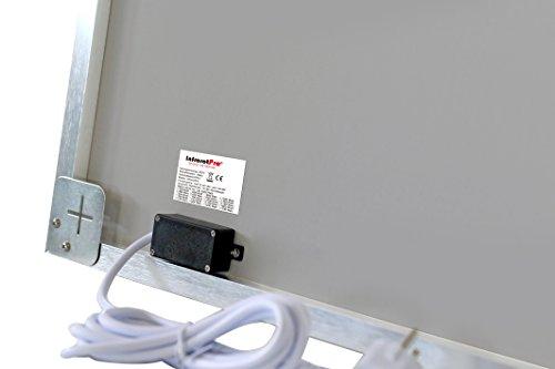 InfrarotPro Infrarotheizung 350 Watt Bild 29 60 x 60 cm Bild 3*