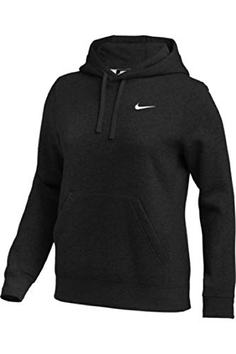 Nike Women's Hoodie Dark Grey nkCJ1789 010 (Small)