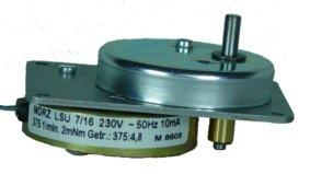 Kunsthandwerkstube Pyramidenmotor Mörz 220 V 4,8 U / min Belastung 1 kg
