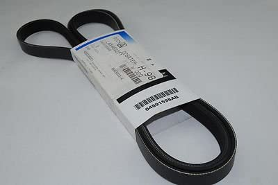 Mopar Performance 4891598AB Belt Over item handling MOPAR Serpentine Under blast sales