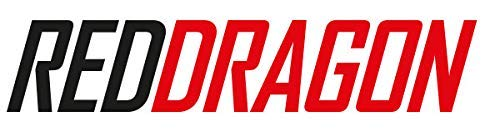 RED DRAGON Pegasus 23 Gram Professional Tungsten Steeltip Darts Set with Flights, Stems (Shafts) and Wallet