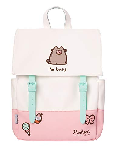 Erik® - rugzak schooltas Pusheen Rose Collection - 30 x 38 x 11 cm