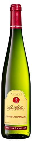 Famille Hauller Alsace Gewurztraminer Prestige Vin Blanc 750 Ml - Lot De 3