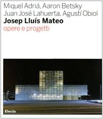 Josep Lluis Mateo (Italian Edition)