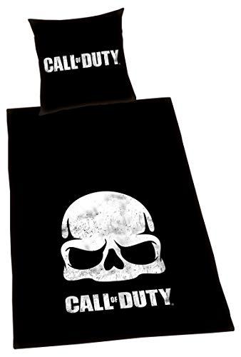 Herding Juego de Cama de Call of Duty, algodón, 200x 135cm