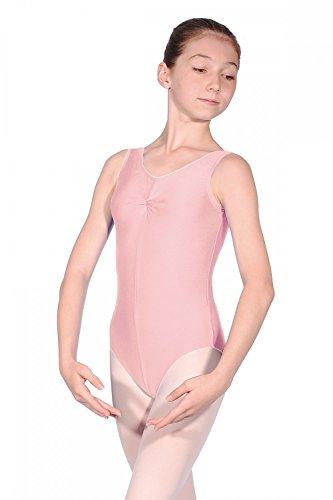 Roch Valley Damska bluzka z dzianiny Sheree nylon/lycra bez rękawów trykot sheree marszczony nylon/lycra bez rękawów trykot - pastelowy różowy, mały