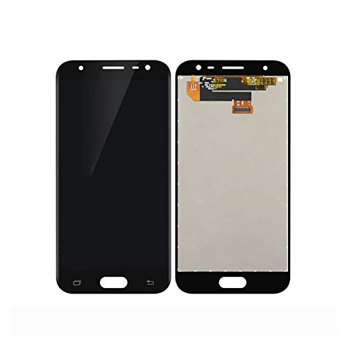 Accessory Kits - Pantalla táctil para Samsung Galaxy J3 2017 J330 J330F (pantalla táctil), color negro