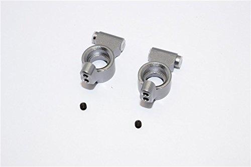 HPI Sport 3 Flux Tuning Teile Aluminium Rear Knuckle Arm - 1Pr Gray Silver