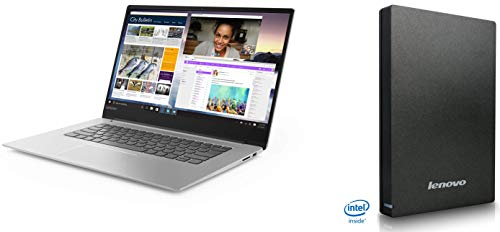 Lenovo Ideapad 530s Core i5 8th gen 15.6-inch Full HD Thin and Light Laptop (8GB RAM/512GB SSD/Windows 10 Home/ MS Office H&S 2016/2GB Graphics/Onyx Black/1.69kg), 81EV00BPIN