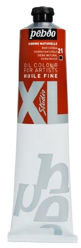Pebeo XL - Pintura al óleo, 200 ml, Raw Sienna