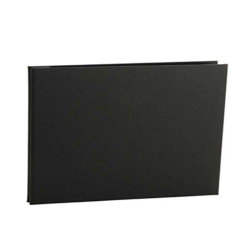 Pina Zangaro Bex Black Screwpost Binder, 11x17 Landscape Orientation (34423)