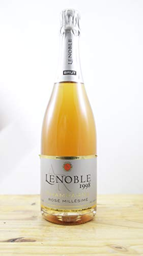 Wein Jahrgang 1998 Champagne Lenoble Flasche