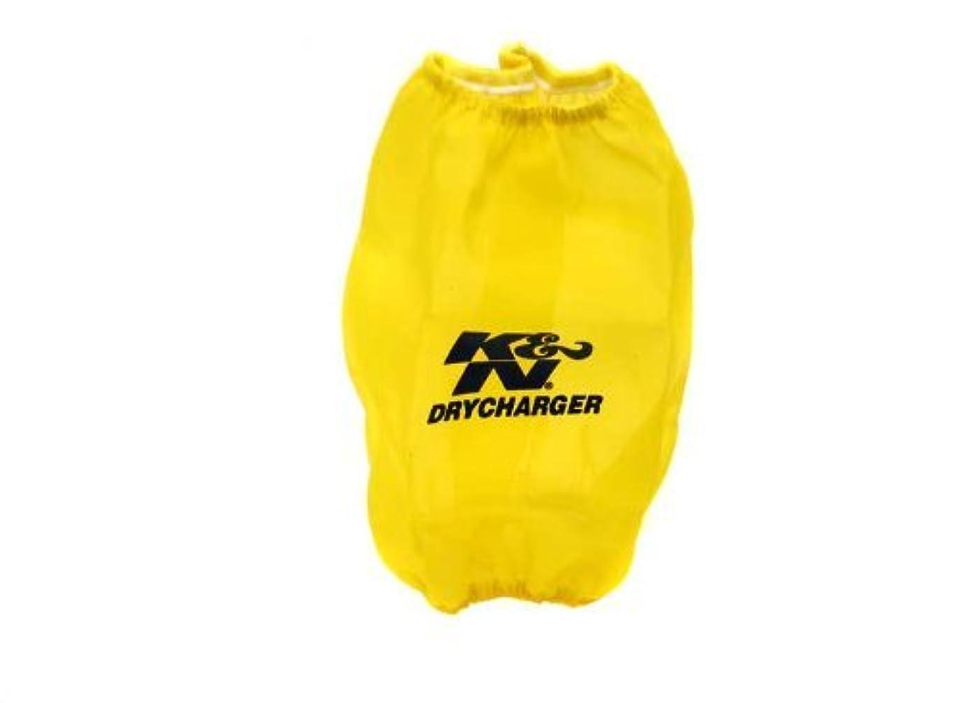 凍るスロープ同化するK&N RF-1020DY Yellow Air Filter Wrap [並行輸入品]