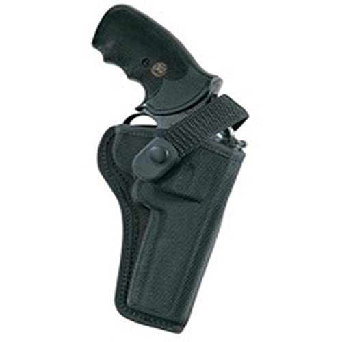 BIANCHI 7000 Black Sporting Holster Fits S&W K Frame 4 (Right Hand, Size 4)