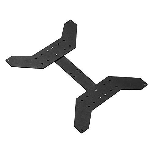Anet - Pannello riscaldante in lega di alluminio a Y per Anet A8 Plus Hotbed Support Für Anet A8 Plus