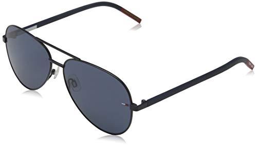 Tommy Hilfiger TJ 0008/S gafas de sol, MTT AZUL, 60 Unisex Adulto