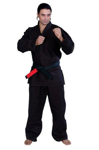 BJJ Kimono Jiu Jitsu Judo Gi Student Black Color 8 A6 NO Logo BJJ Kimono Jiu Jitsu Judo Gi Student White Color 8 A6 NO Logo Martial Arts, Sparring Uniform, Fitness Uniforms