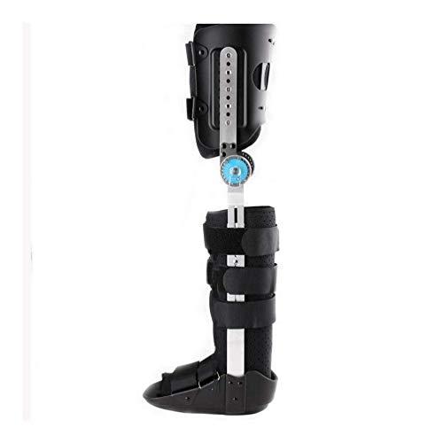 JJZXPJ Hip Knie Enkel Voet Orthose Beenbreuk, Knie Enkel Voet Orthose Brace Verstelbare Kalf Enkel Fixatie Beugel Laarzen Voor Knie, Enkel, Voetbreuk Of Fixatie Schade