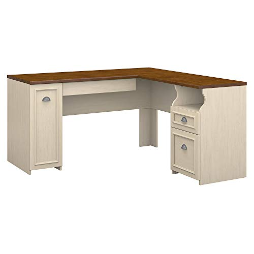 Fairview With File Drawer In Antique White