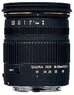 Sigma 18-50mm F/2.8 EX DC Lens for Pentax Digital SLR Cameras