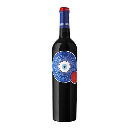 Mati Fortuna - Rot Trocken Wein P.G.I. Peloponnes Agiorgitiko & Cabernet - Glas Flasche, 750ml