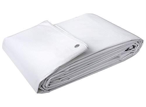 takestop® dekzeil voor tafel en zitgelegenheden, 170 x 90 cm, van PVC voor buiten, weerbestendig, afdekking voor alle doeleinden