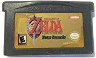 the legend of zelda four swords gba