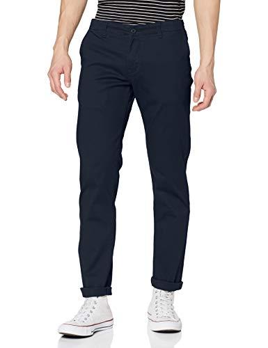 Dickies Herren Kerman Hose, Blau (Navy), One size /L34 (Herstellergröße: 32/34)