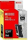 リコー インクジェットカートリッジ RC-1K01 ブラック 509806