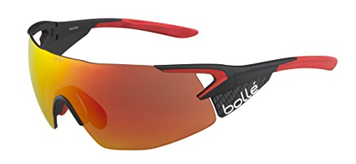 bollé 5th Element Pro - Gafas de Sol Deportivas, Multicolor