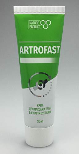 8 x Zdorov ARTROFAST Massagecreme mit Propolis und Heilpflanzenextrakten