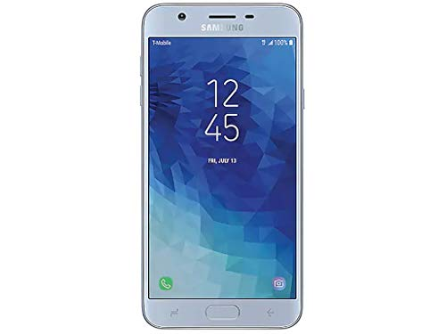Samsung Galaxy J7 Star J737T 5.5' T-Mobile 32GB Android 13MP - Silver (Renewed)