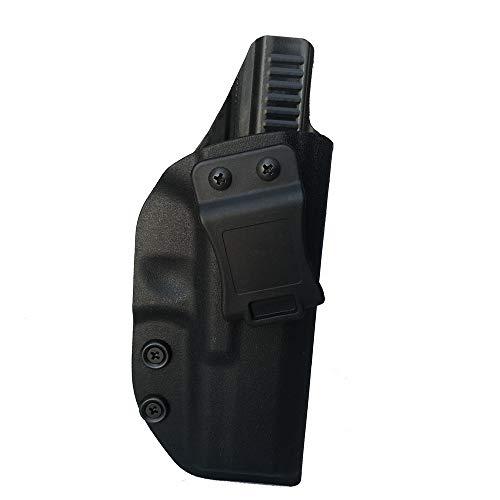 okkpbg Funda Táctica Oculta Carrera Pistola Pistola Caja de Pistola Caza Holster para Glock 17 22 31 43 43x Unisexo