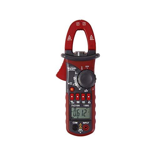 Testboy TV 216 N Digitales Miniatur-Zangenamperemeter, inklusive Tasche