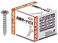 ファスリンク 石膏ボードビス 3.8×38mm 1500本入 梨地頭 徳用 コースタイプ 全ネジ