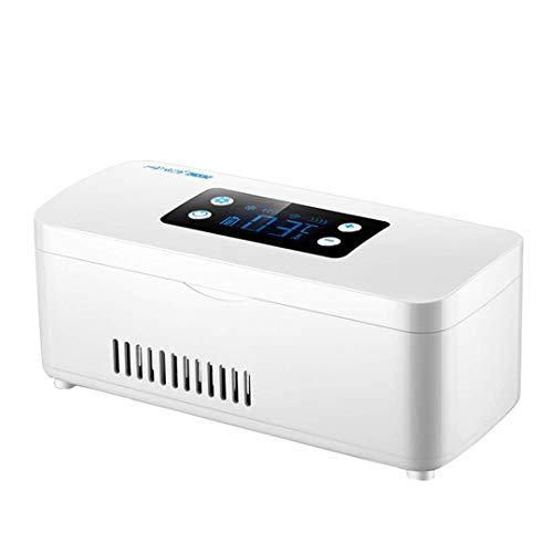 ZYFA Draagbare koelbox, voor medicijnen, draagbare Home-Travel- gekoelde box