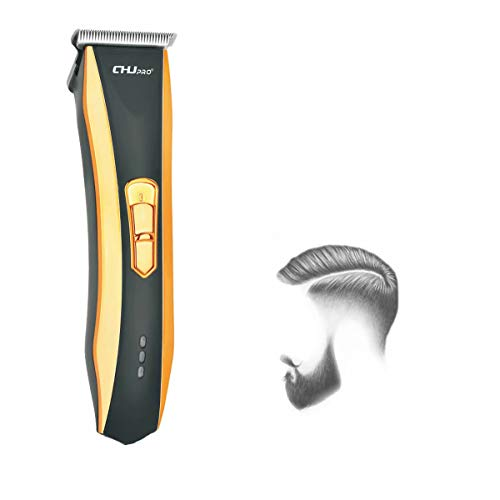 XJY-JIANPAN Professional Hair Clippers Sets, Rechargeable Cordless Hair Trimmer for Adult Child, Hair Cutting Kit with Combs, Hair Beard Shaver for Ba
