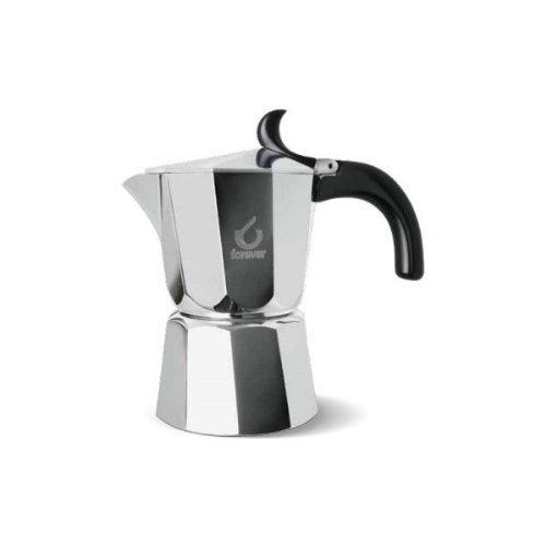 Forever Caffettiera Macchina del Caffe\' Miss Tutu´ 6 Tazze 570g